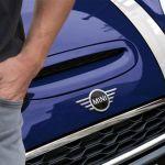 Detalle faro MINI Cabrio Almería