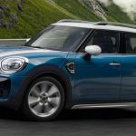 Frontal MINI Countryman