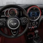 Interior MINI John Cooper Works