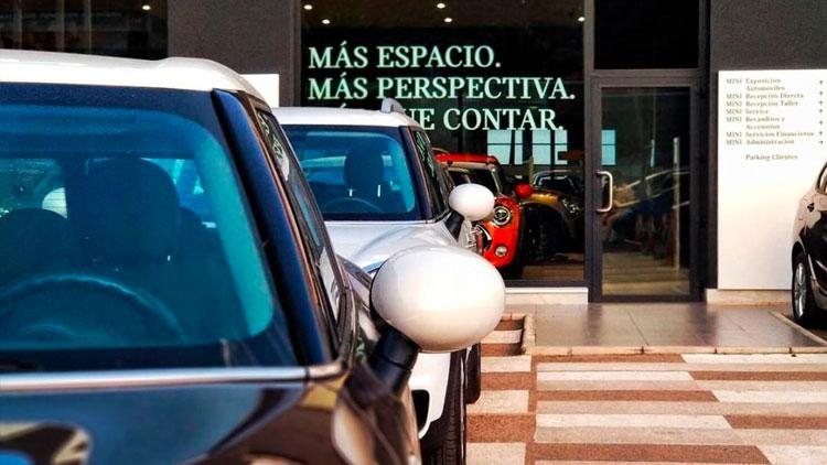 Concesionario MINI en Almería